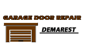 Garage Door Repair Demarest, New Jersey